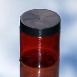PILULIER CLASSIC 075 ML PETG AMBRE bg 48/400