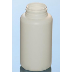 Pilulier US 300 ML PEHD BLANC