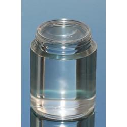 PILULIER CLASSIC 200ML PETG CRISTAL P60x16