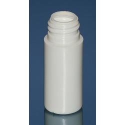 Tall Plastic Bottle 015ML PEHD BLANC BG18
