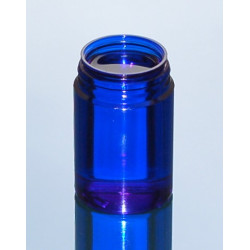 PILULIER CLASSIC 075ml P43x16 PETG Bleu