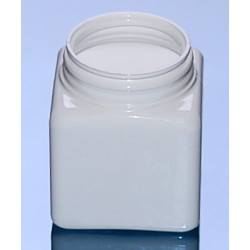 POT A EPICES 250 ML PETG BLANC BG p60